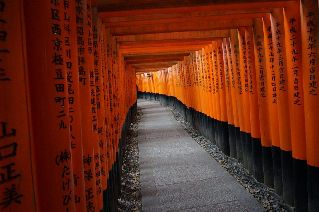 Voyage féminin Japon