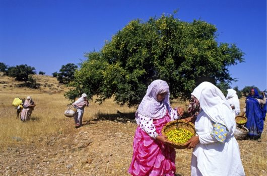 Essaouira Femme voyage