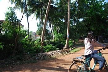 Laos Cambodge Femme