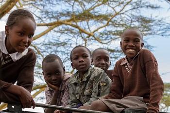 Kenya Famille