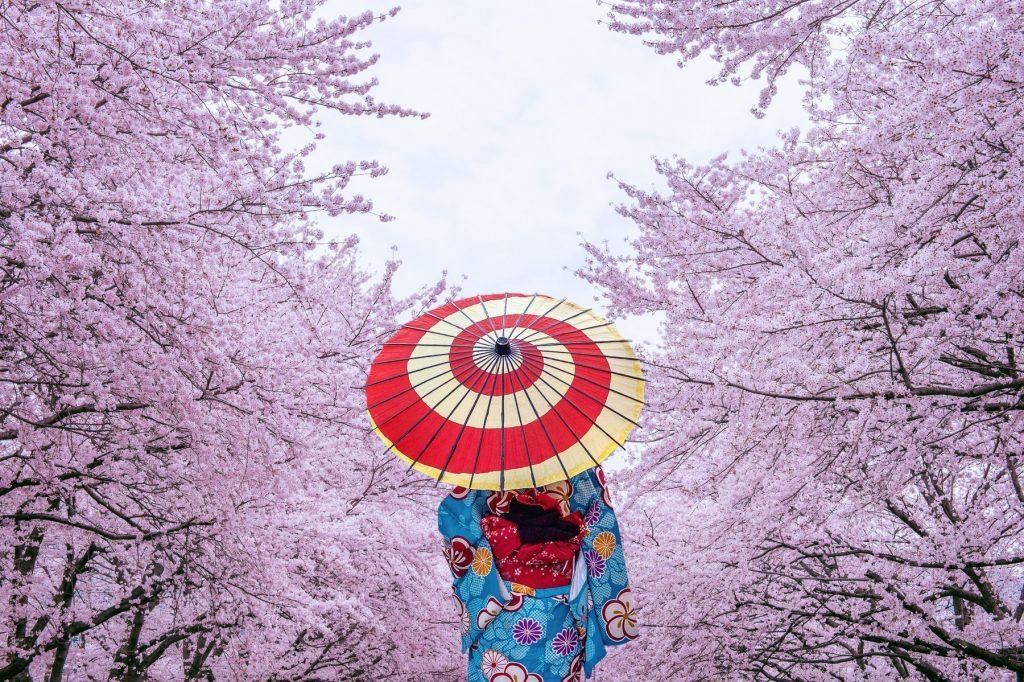 VOYAGE FEMME JAPON 2020