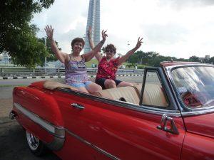 CUBA ENTRE COPINES