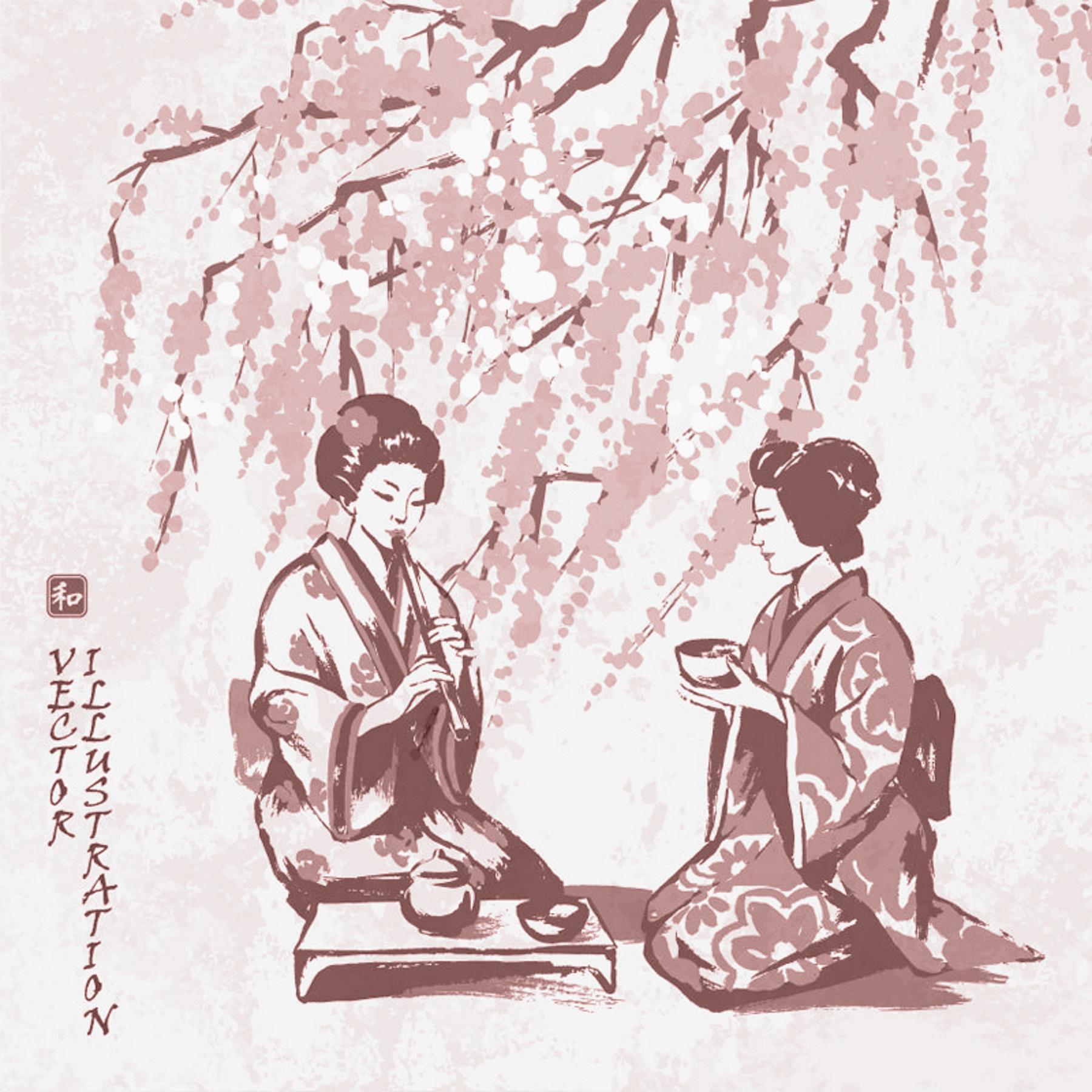 VOYAGE JAPON FEMMES