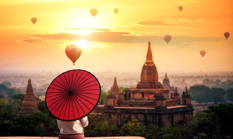 Voyage femme birmanie