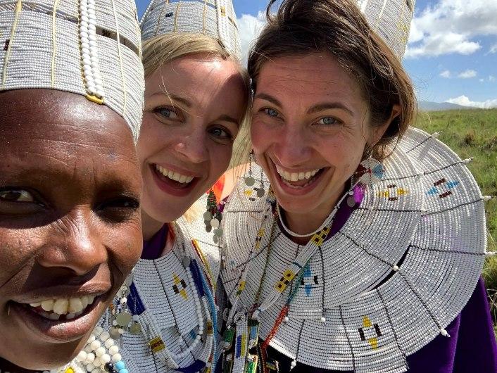 Voyage féminin Maasai