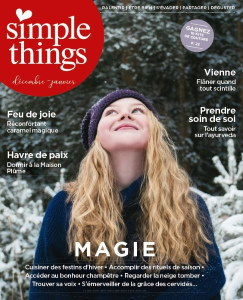 VOYAGES DE LODYSSEE DU PAPILLON DANS SIMPLE THINGS