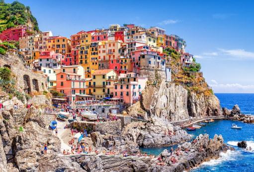VOYAGE FEMME ITALIE cinque terre