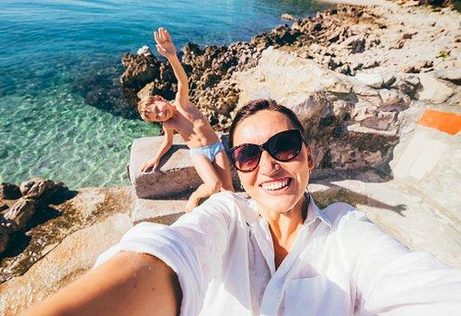 Croatie voyage famille