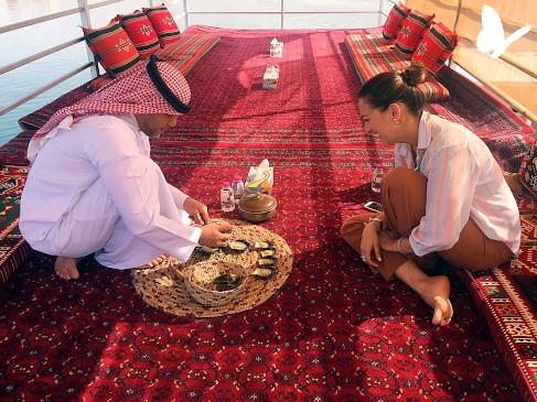 Voyage famille Dubai