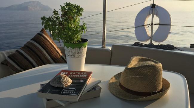 Croisière voilier Grèce famille